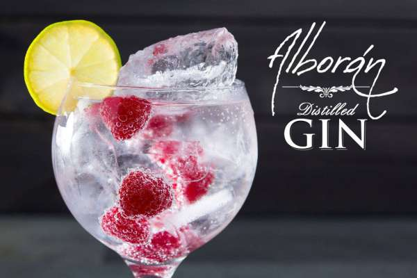Perfect Serve de Gin Alboran